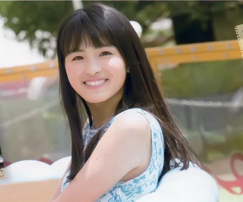 笑顔が可愛い大園桃子の画像