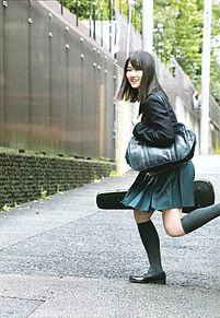 山下美月 乃木坂46 アップトゥボーイの画像(プリ画像)