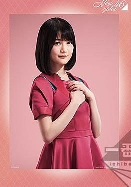 生田絵梨花(乃木坂46)赤い衣装がカッコイイ画像です。