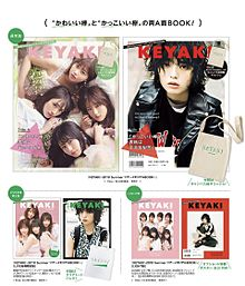 平手友梨奈 欅坂46 cancam keyaki タイプ別verの画像(タイプ別に関連した画像)