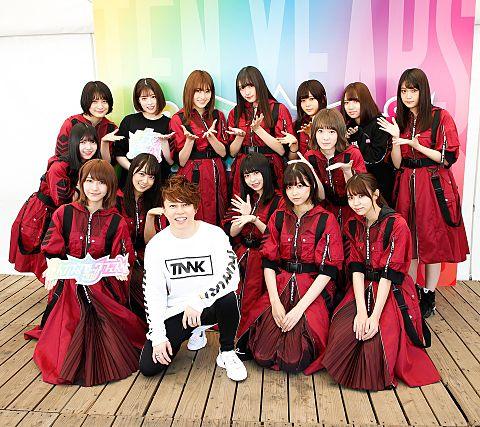 渡邉理佐 欅坂46 イナズマロックフェス2018 西川貴教の画像 プリ画像