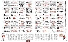 乃木坂46 anan 西野七瀬 なーちゃんの画像(川後陽菜に関連した画像)