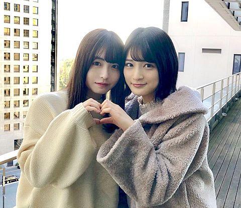 長濱ねる 欅坂46 織田奈那の画像 プリ画像