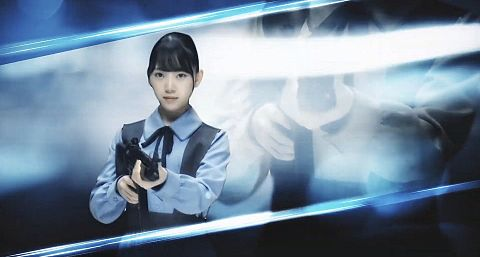 乃木坂46 ザンビ 乙女神楽 堀未央奈の画像(プリ画像)