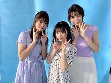 欅坂46 田村保乃 森田ひかる 関有美子 rayの画像(Rayに関連した画像)