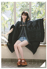 西野七瀬 乃木坂46 なーちゃん 卒業記念生写真の画像(乃木坂46に関連した画像)