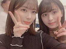 乃木坂46 岩本蓮加 大園桃子 3.6 プリ画像