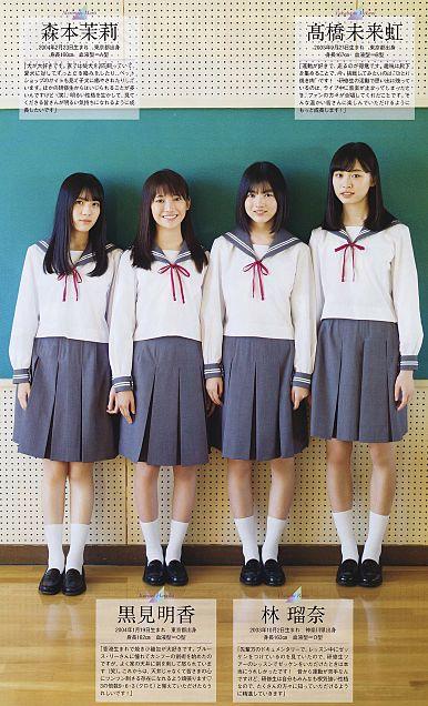 乃木坂46 欅坂46 日向坂46  坂道研修生の画像 プリ画像