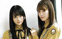 上村ひなの 欅坂46 日向坂46 日経エンタテインメントの画像(上村ひなのに関連した画像)