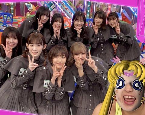 欅坂46 上村莉菜 小池美波 土生瑞穂 小林由依の画像 プリ画像