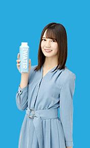 小坂菜緒 欅坂46 日向坂46 just waterの画像(JUSTに関連した画像)