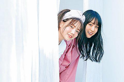 乃木坂46 賀喜遥香 Ray 田村真佑の画像 プリ画像