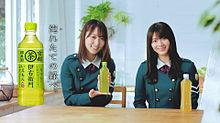 欅坂46 田村保乃 菅井友香 ローソン 伊右衛門の画像(ローソンに関連した画像)