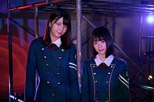 欅坂46 森田ひかる uni's on air 関有美子の画像(onに関連した画像)