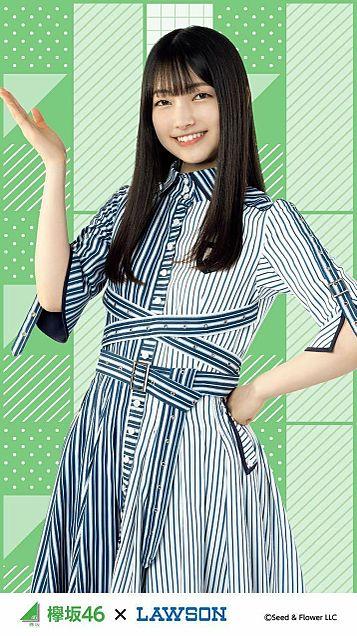 欅坂46 大園玲 ローソンの画像 プリ画像