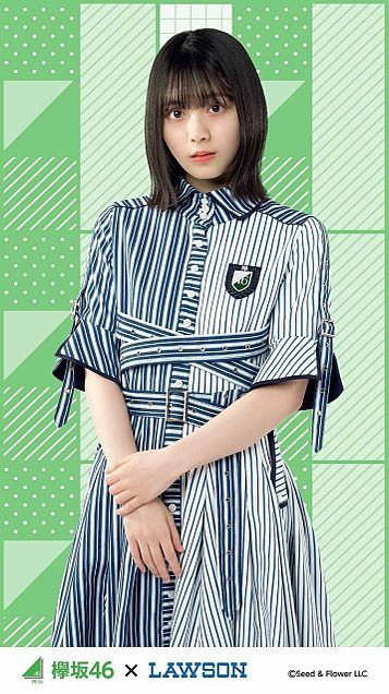 森田ひかる 欅坂46 ローソンの画像 プリ画像