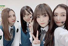 石森虹花 欅坂46 1.04 オンラインライブ プリ画像