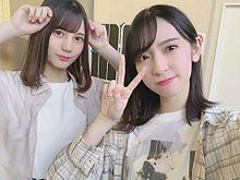 小坂菜緒 日向坂46 金村美玖 1.39 プリ画像