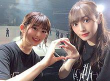 渡辺梨加 櫻坂46 欅坂46 1.3 尾関梨香 プリ画像