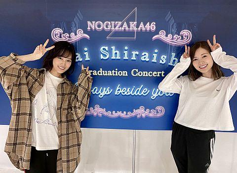乃木坂46  白石麻衣 卒業コンサート 山下美月の画像 プリ画像