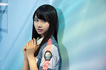 上村ひなの 日向坂46 uni's on airの画像(ONに関連した画像)