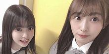 櫻坂46 欅坂46 渡辺梨加 松平璃子 1.45の画像(松平璃子に関連した画像)