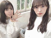 櫻坂46 欅坂46 渡辺梨加 松平璃子 1.3の画像(松平璃子に関連した画像)