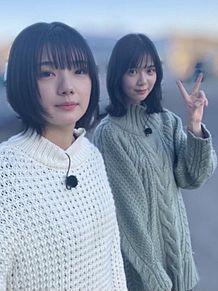 櫻坂46 欅坂46 藤吉夏鈴 松平璃子 1.49の画像(松平璃子に関連した画像)