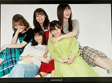 西野七瀬 乃木坂46 なーちゃんの画像(伊藤かりんに関連した画像)