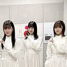 櫻坂46 ベストアーティスト 大園玲 守屋茜 武元唯衣の画像(アーティストに関連した画像)