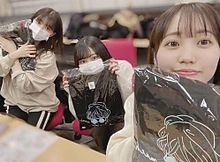 松平璃子 櫻坂46 森田ひかる 1.45 松田里奈の画像(松田里奈に関連した画像)
