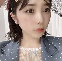 与田祐希 乃木坂46 bis プリ画像