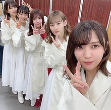 櫻坂46 小林由依 紅白 1.05の画像(紅白に関連した画像)