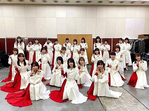 櫻坂46 紅白 大園玲の画像 プリ画像