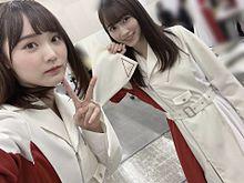 櫻坂46 増本綺良 紅白 守屋麗奈 1.64の画像(増本綺良に関連した画像)