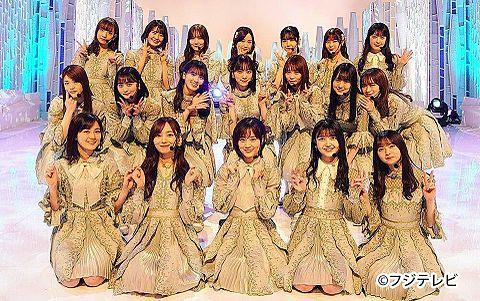 乃木坂46 遠藤さくら ミュージックフェアの画像 プリ画像