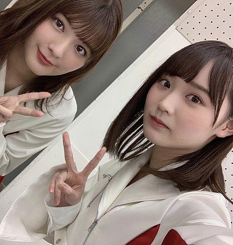関有美子 櫻坂46 1.64 増本綺良の画像 プリ画像