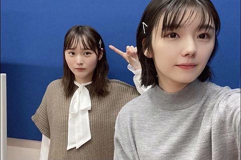 櫻坂46 増本綺良 藤吉夏鈴 1.49の画像 プリ画像