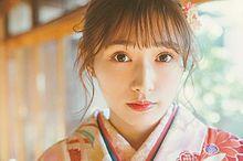 櫻坂46 渡辺梨加 rayの画像(Rayに関連した画像)