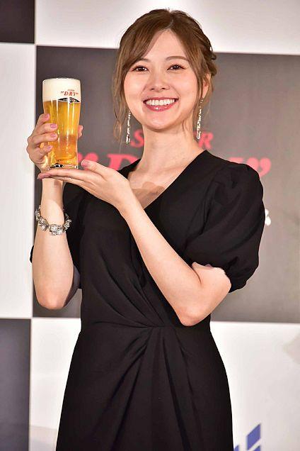 スーパードライ 乃木坂46 白石麻衣の画像 プリ画像