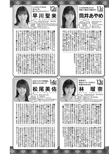 乃木坂46 週刊ヤングジャンプの画像 プリ画像