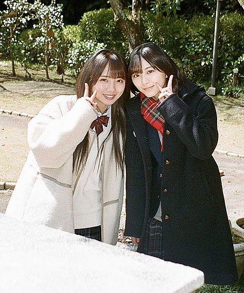 森田ひかる 櫻坂46 ボーダレス 齊藤京子 日向坂46の画像 プリ画像