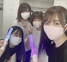 backslive 櫻坂46 守屋麗奈 井上梨名 1.62 プリ画像