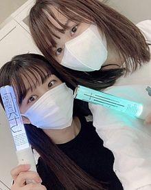 backslive 櫻坂46 原田葵 増本綺良 1.64 プリ画像