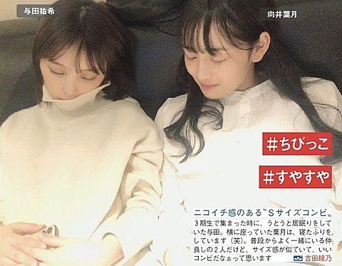 6/25 乃木坂46 乃木撮 与田祐希 向井葉月の画像 プリ画像