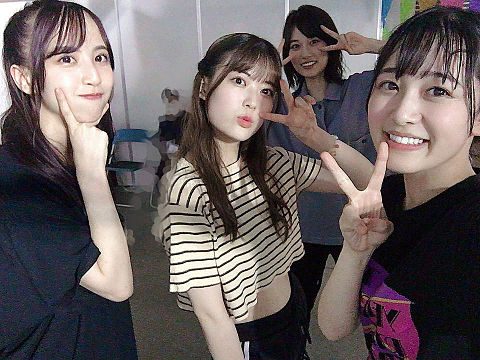 乃木坂46 真夏の全国ツアー 山下美月 向井葉月 3.8の画像 プリ画像