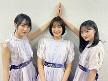 乃木坂46 賀喜遥香 清宮レイ 遠藤さくら expoの画像(EXPOに関連した画像)