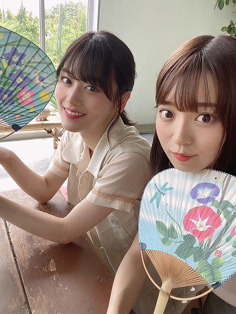 山下美月 乃木坂46 阪口珠美の画像 プリ画像