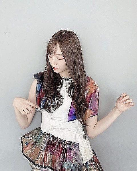 梅澤美波 乃木坂46 君に叱られた 3.7の画像 プリ画像