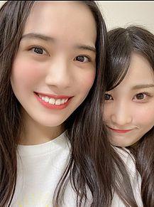 日向坂46 森本茉莉 潮紗理菜 1.68 プリ画像